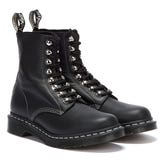 Dr. Martens 1460 Pascal Hardware Virginia Womens Black Boots