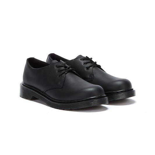 Dr. Martens 1461 Mono Softy Youth Black Shoes