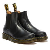 Dr. Martens 2976 Smooth Leather Black Boots