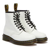 Dr. Martens 1460 Smooth Womens White Boots