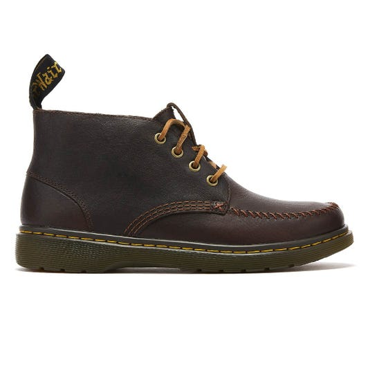 Dr. Martens Holt Gregory Mens Festival Brown Chukka Boots