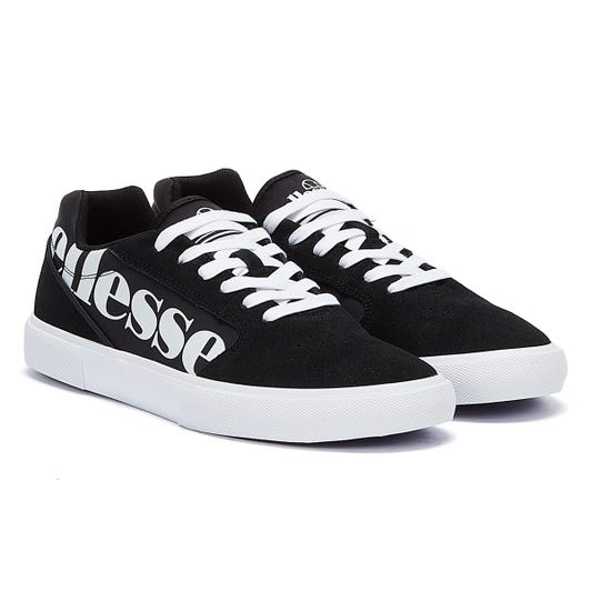 Ellesse Ostuni Womens Black / White Trainers