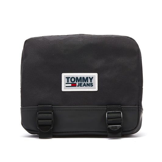 Tommy Jeans Urban Varsity Black Body Bag