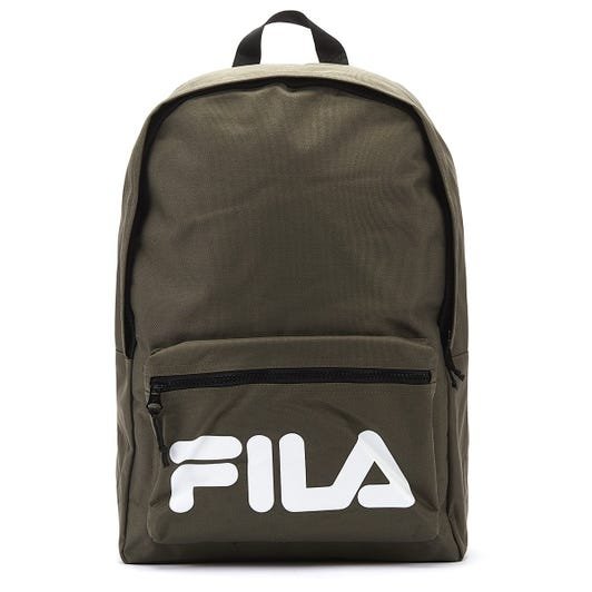 Fila Verdon Dusty Olive / White Backpack