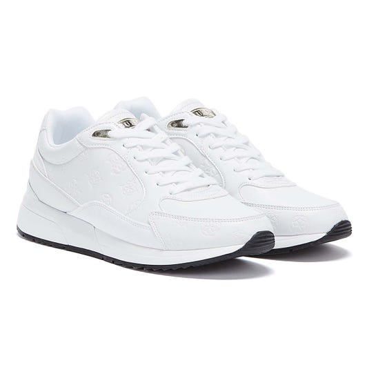 GUESS Moxea 2 Womens White Trainers