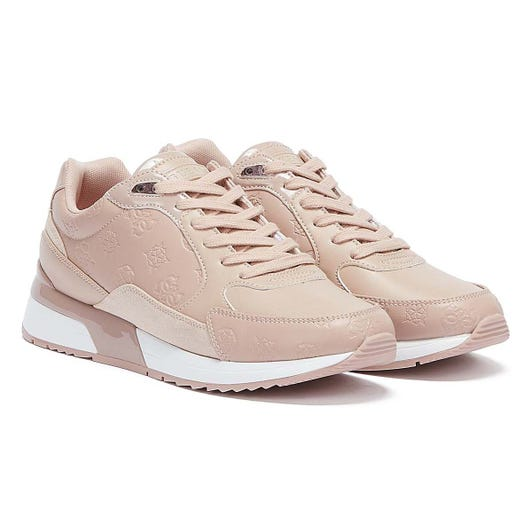 GUESS Moxea 2 Womens Pink Trainers