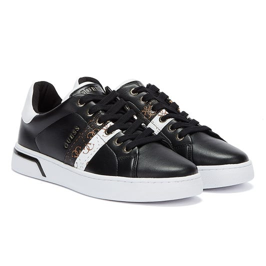 GUESS Reel Womens Black Trainers