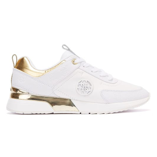 GUESS Marlyn Womens White Trainers