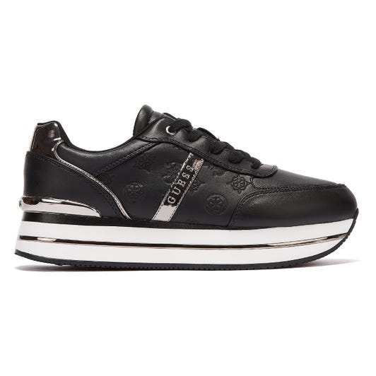 GUESS Dafnee Womens Black Trainers