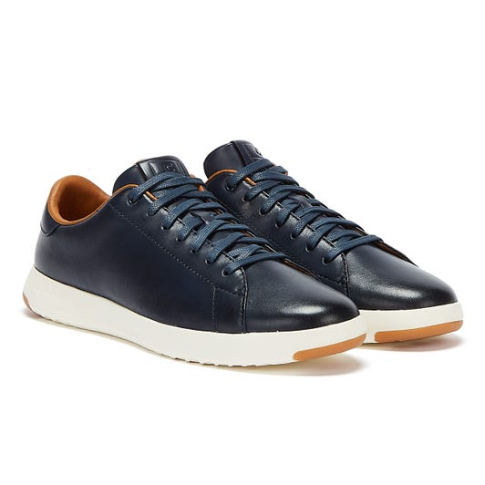 Cole Haan Grandpro Tennis Mens Navy Trainers