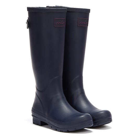 Joules Field Tall Womens Navy Wellies