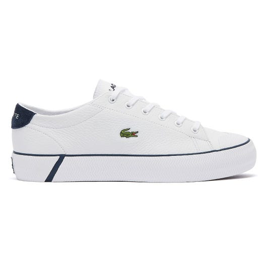 Lacoste Gripshot 120 5 Womens White / Navy Trainers