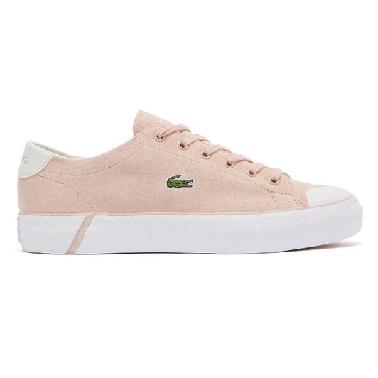 Lacoste Gripshot 120 1 Womens Pink / White Trainers
