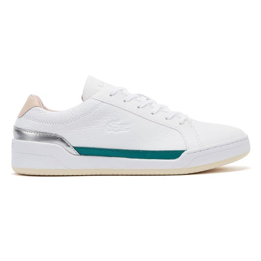 Lacoste Challenge 120 3 Womens White / Pink Trainers
