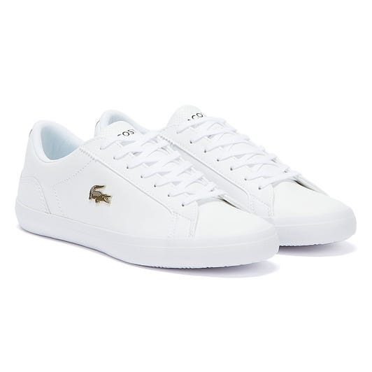 Lacoste Lerond 120 2 Mens White Trainers
