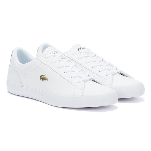 Lacoste Lerond 120 2 Womens White Trainers