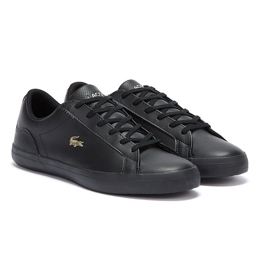 Lacoste Lerond 120 2 Womens Black Trainers