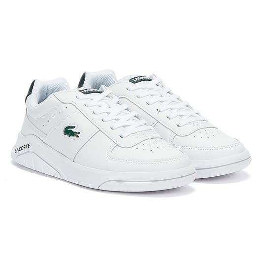 Lacoste Game Advance 721 2 Mens White / Green Trainers