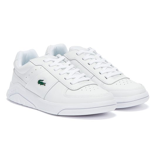 Lacoste Game Advance 721 2 Womens White / White Trainers