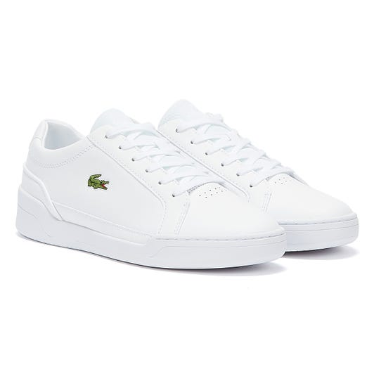 Lacoste Challenge 120 2 Mens White / White Trainers