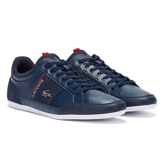 Lacoste Chaymon 721 2 Mens Navy / White Trainers