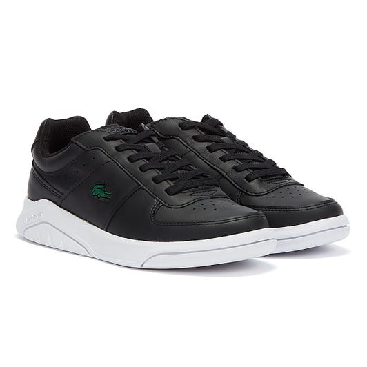Lacoste Game Advance 721 1 Womens Black / White Trainers