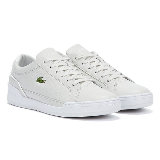 Lacoste Challenge 721 1 Womens Light Grey / White Trainers