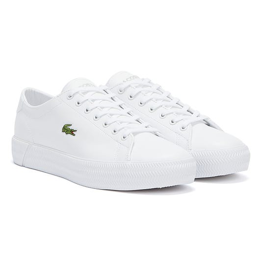 Lacoste Gripshot Mens White Trainers