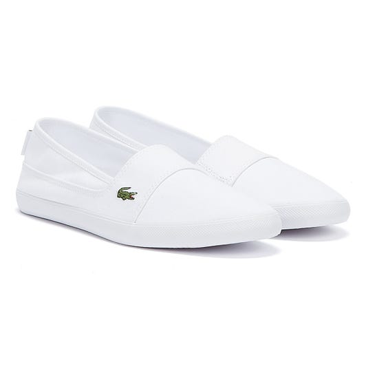 Lacoste Marice BL 2 Womens White Trainers