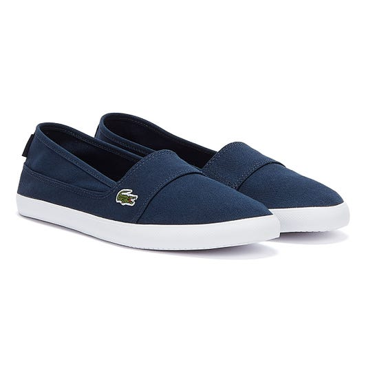 Lacoste Marice BL 2 Womens Navy Trainers