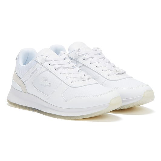 Lacoste Joggeur 2.0 Mens White Trainers