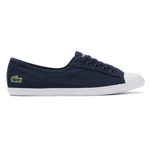 Lacoste Ziane BL 2 Womens Navy / White Trainers