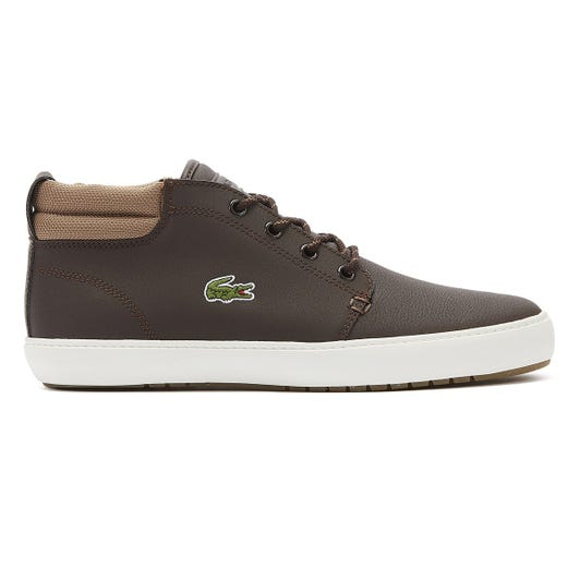Lacoste Ampthill 319 1 Mens Brown Trainers