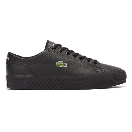 Lacoste Gripshot 120 3 Mens Black Trainers