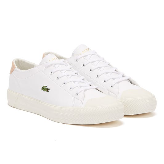 Lacoste Gripshot 120 2 Womens White / Pink Trainers