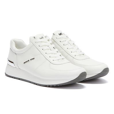 Michael Kors Allie Womens White Trainers