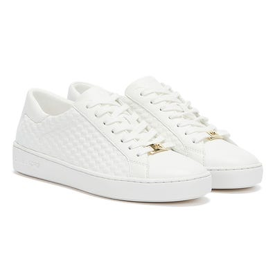 Michael Kors Colby Womens White Trainers