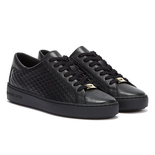 Michael Kors Colby Womens Black Trainers