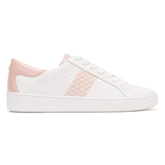 Michael Kors Colby Womens Beige Trainers