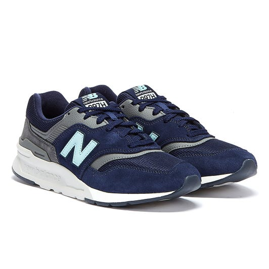 New Balance 997H Mens Navy Trainers