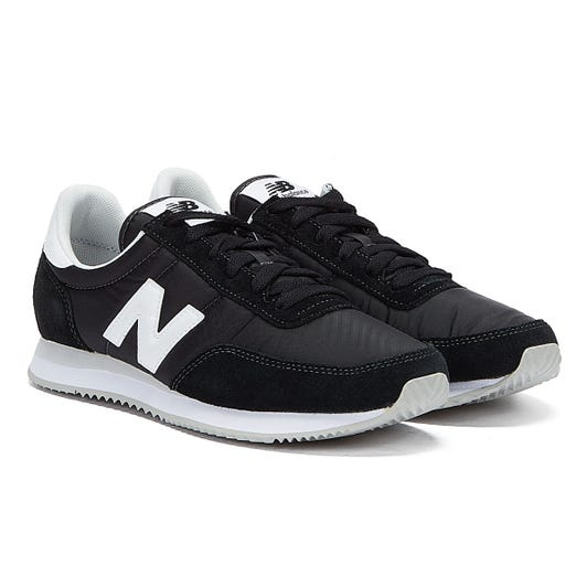 New Balance 720 Mens Black / White Trainers