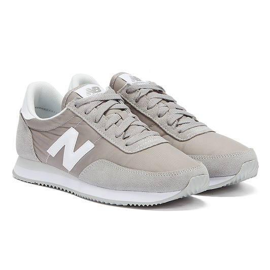 New Balance 720 Mens Grey / White Trainers