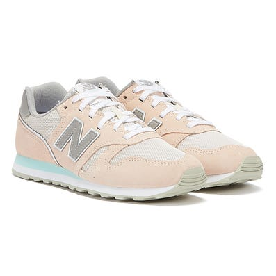 New Balance 373 Womens Pink / Grey Trainers