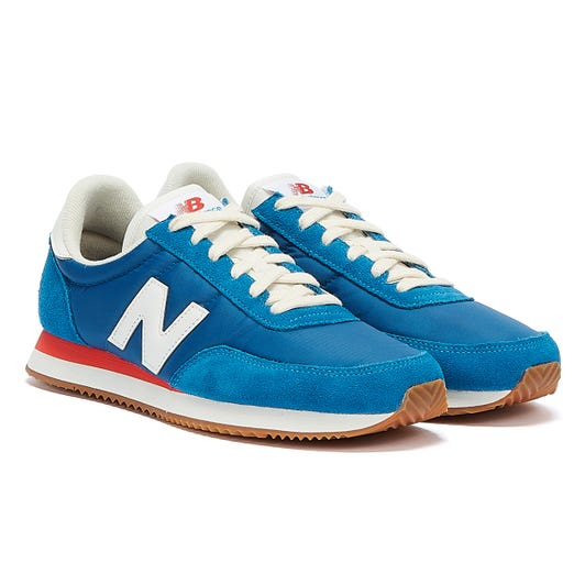 New Balance 720 Mens Blue / White / Red Trainers
