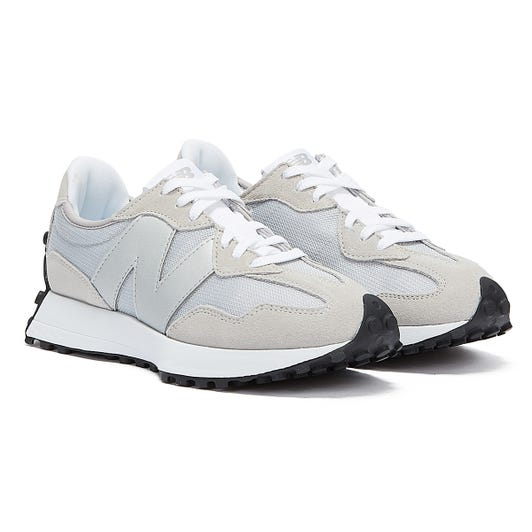 New Balance 327 Womens Grey / Silver Trainers