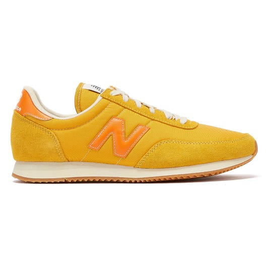 New Balance 720 Mens Yellow / Orange Trainers