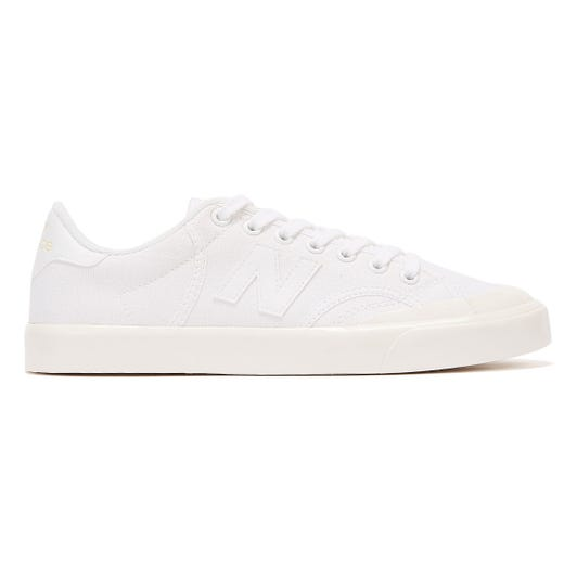 New Balance Pro Court Mens White Trainers
