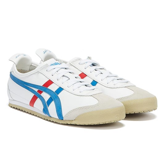 Onitsuka Tiger Mexico 66 Mens White / Blue Trainers