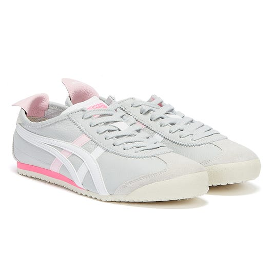 Onitsuka Tiger Mexico 66 Womens Grey / White Trainers