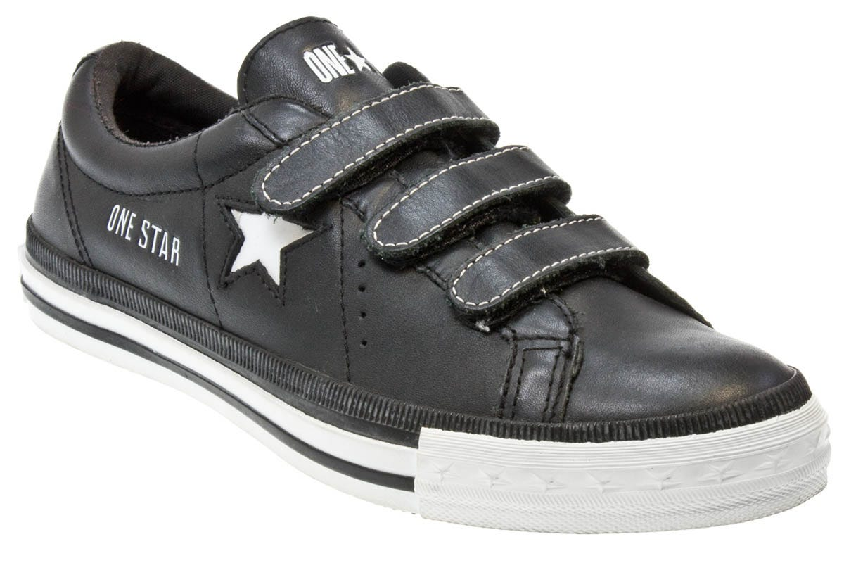 Converse-All-Star-Chuck-Taylor-Star-Player-3V-Unisex-Ox-Black-White-Trainers
